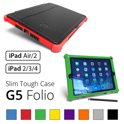 iPad Slim Tough Case G5